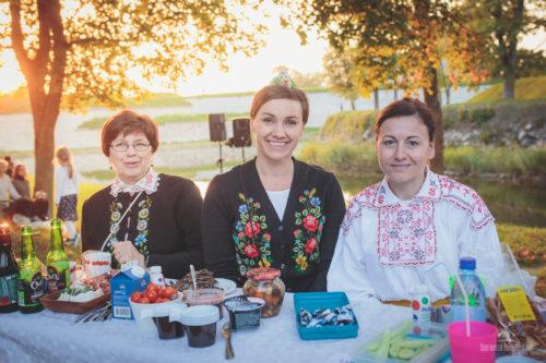 Saaremaa Toidufestival esilehe iseloomustav pilt