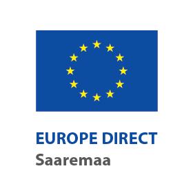 Euroopa Liidu Teabekeskus Saaremaa logo